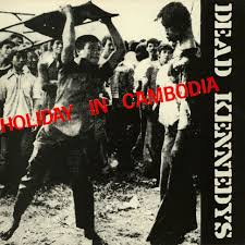 Dead Kennedys - Holiday In Cambodia - Vinyl 12