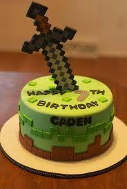 Minecraft Sword Pumpkin Carving Patterns by Best 25 Mine Craft Cake Ideas On Pinterest Creeper Cake