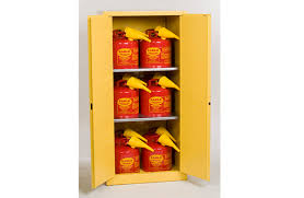 Flammable Liquid Storage Cabinet Requirements by Eagle Flammable Liquid Safety Storage Cabinet Combo 60 Gal