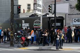 File:Impossible Burger Food Truck In San Francisco.jpg - Wikimedia ... North Border Taco San Francisco Food Trucks Roaming Hunger 10 Essential For Summer Eater Sf Truck Music Foster City California Bay Area Bubba Bing Vincent Sacco Design Food Stall Quick Bite Panchitas Puseria At Spark Social Sf Hlights From A Tour Of Sfs Newest Street Trucks Eat Limon Rotisserie On Twitter Our Is Making Its Debut Free Lunch Texas Bbq With The Boneyard Capital One 360 Dec 1 Truck Traditional Hungarian Holiday 5 June 2015 Weekly Photo Challenge Sustainable Asianinspired Cuisine Hotel Nikko Ca Usa Women Tourists Sharing Meals