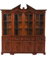 Jasper Cabinet Secretary Desk by Spectacular Deal On Jasper Cabinet Mahogany 49 Breakfront