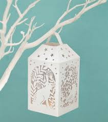 DIY Papercut Lantern