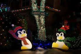 Christmas Tree Lane Altadena 2017 by Los Angeles Holiday Activities U0026 Events Guide No Back Home