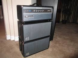 Ampeg V4 Cabinet Ohms by 2013 Ampeg V 4b 100w Reissue Pt2 Talkbass Com