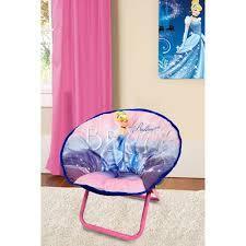 disney princess cinderella toddler saucer chair walmart com