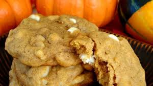Libbys Pumpkin Orange Cookies by Macadamia Nut White Chip Pumpkin Cookies Recipe Genius Kitchen
