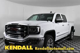 New 2018 GMC Sierra 1500 SLT 4WD Truck Crew Cab For Sale #D481525 ...