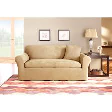 Best Fabric For Sofa Slipcovers by Sofa Couch Slipcovers With Cushion Covers Ikea Slipcovers Best