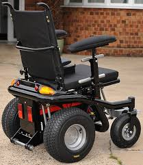 Jazzy Power Chairs Used by Wheelchair Assistance Electric Wheelchair Joy Sticks