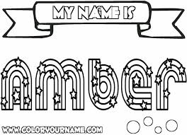 Source Masivy Coloring Pages Your Name Only Inside The Amazing And Attractive Make Own