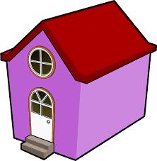 Best Cute House Clipart 27281