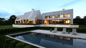 100 Architects Hampton Georgica Cove Residence By Bates Masi In East