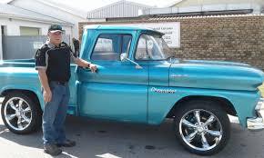 1960 Chevy Apache - Ben W. - LMC Truck Life