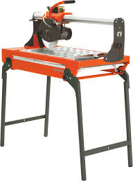 Husqvarna Tile Saw Ts 250 by Electric Tile Saws Red Band Uk
