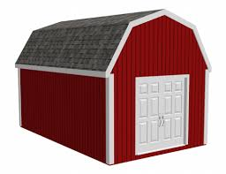 Garden Shed Plans and Blueprints from The Garden Shed