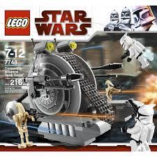 LEGO Star Wars Corporate Allliance Tank Droid 7748