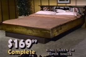 Waterbed Headboards King Size by What Ever Happened To Waterbeds Mental Floss