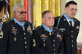 awarding the medal of honor soldiers magazine