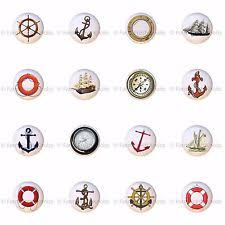 Nautical Drawer Pulls Canada by Nautical Cabinet Pulls Knobs Ebay
