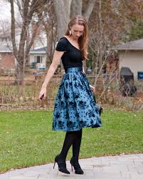 Holiday Party Outfit: Voodoo Vixen Anabelle Skirt - Style By Joules Best 25 Denim Skirt Midi Ideas On Pinterest Midi Casual Nineties Dressbarn Skirt 90s Womens Black Pink Dress Barn Customer Support Delivery And Brown Barn Brown Long Size 10 Skirts Size Petite Mother Of The Bride Drses Gowns Dillards Long Khaki Modest Denim Skirts Boot Purple Pencil Yes Humanoid Jersey Cave Peep Toe Bootie Shopping Pairing Tops With Femalefashionadvice
