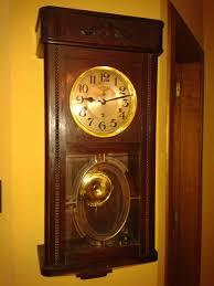 100 Mauthe Incrvel Carrilho Clock Westminster Germany1926