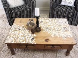 curbside table makeover rustic furniture paint furniture and