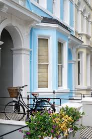 100 Notting Hill Houses Colourful In London Stocksy United
