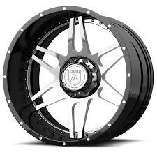 100 Black And Chrome Rims For Trucks AB200 Asanti OffRoad Asanti Wheels