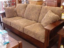 Mission Style Sofa