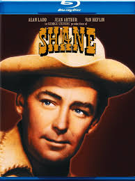 100 Blu Home Video SHANE Ray Paramount 1953 Warner