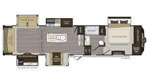 2010 Jayco 5th Wheel Floor Plans by New 2017 Keystone Alpine 3500rl 4002