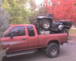 100 Truck Bed Ramp Winching Into The Truck Arctic Cat Forum