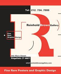 Reinhold Brown Gallery
