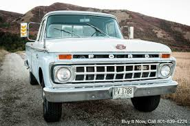 100 Best Trucks To Buy This 1965 Ford F250 Is Truly A Mans Friend Fordcom