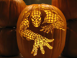 Awesome Pumpkin Carvings can you match the horror to the awesome pumpkin carving