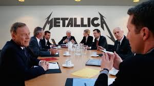 Metallica Board Directors Debates Whether New Riff Will Have