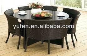 yf1296 أثاث قصب تستخدم طاولات وكراسي بلاستيكية السعر buy