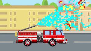 Meet Emergency Vehicles Cartoons Compilation — Vila