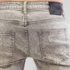 rocawear jeans skinny wash in grey men roca wear jogger sale