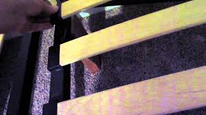 Kebo Futon Sofa Bed Assembly by How To Repair Ikea Futon Couch Youtube