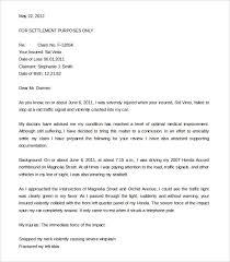 insurance demand letters Asafonec