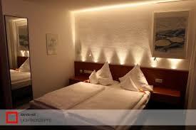 kombinierte beleuchtung für ihr schlafzimmer dando