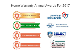 2017 Annual Home Warranty Awards Announced For Home Warranties