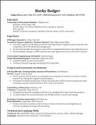 Resume Objective Customer Service Examples Of Resumes Study Abroad For Advisor