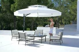 Patio Cantilever Umbrella Target On Simple Home Design Wallpaper With