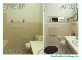 Small Bathroom Decorating Ideas On Tight Budget Patio Staircase Shabby Chic Style Medium Driveways Kitchen Upholstery