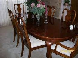 12 Cherry Dining Room Table And Chairs Sets Wood In Classic Unique Design