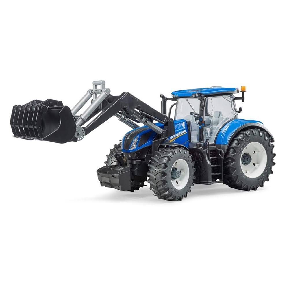 Bruder New Holland T7.315 Tractor Die Cast Vehicle