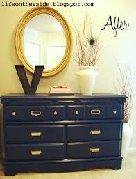Home Depot Dresser Knobs by On The V Side In The Navy Dresser Update U0026 Storage Solution
