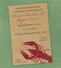 items similar to printable digital file crawfish boil invitation